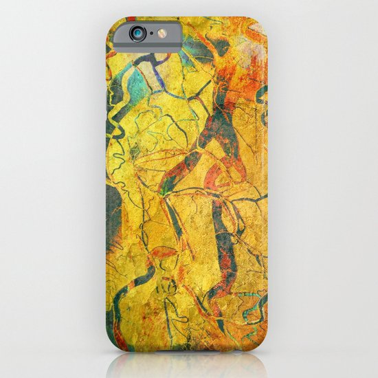 Cave Drawing iPhone & iPod Case