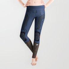 CAP AAOU LEGGINGS Leggings