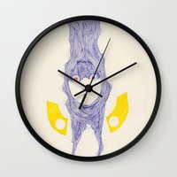I think you're a contra Wall Clock