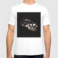 T-shirt featuring Dark Skull by Annie Zeno