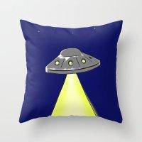 LIGHT-1 Throw Pillow