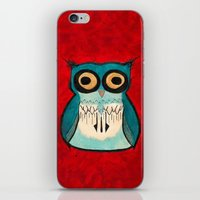 HootHoot iPhone & iPod Skin