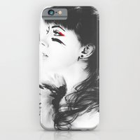 iPhone & iPod Case featuring Kacie Marie by J U M P S I C K ▼▲