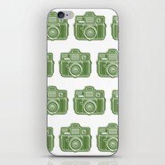 I Still Shoot Film Holga Logo - Green iPhone & iPod Skin