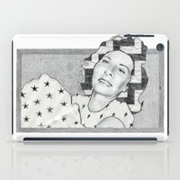 River to The Stars iPad Case
