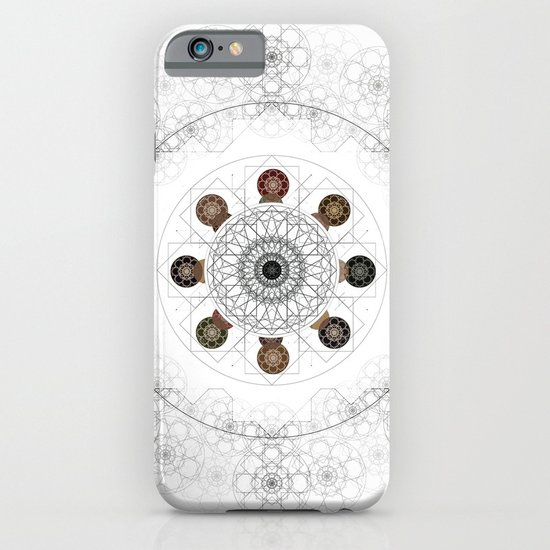 Nexus N°16 iPhone & iPod Case