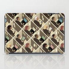 Cubicles iPad Case