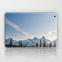 Mountain Ridge in the Sun Laptop & iPad Skin
