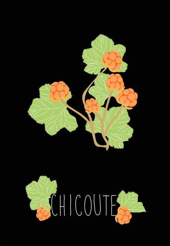 Chicoute Art Print
