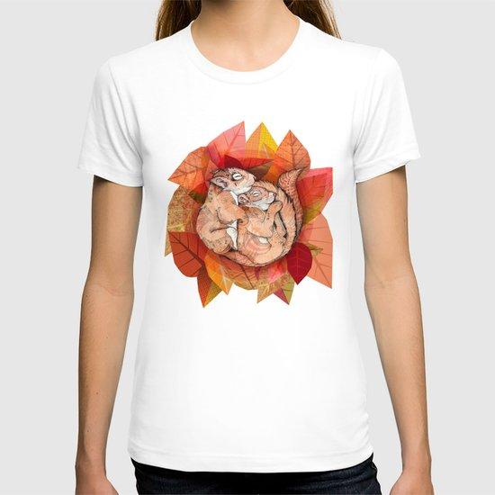 Squirrel Spoon T-shirt