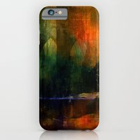iPhone & iPod Case featuring The Gate by Ganech joe