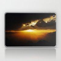 Canyon Sunset Laptop & iPad Skin