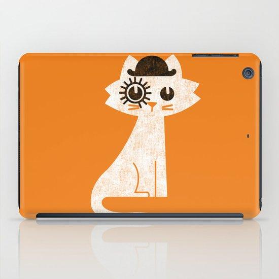 Mark - in clockwork orange fashion iPad Case