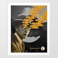 Dream Awake Art Print