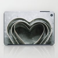 Hearts Together - Vintage Bakeware  iPad Case