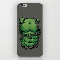 The Green Giant iPhone & iPod Skin