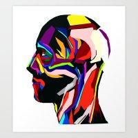 Helliot Art Print