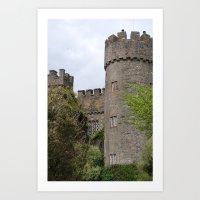 The Tower Art Print