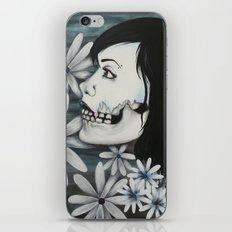 Decay and Reborn iPhone & iPod Skin