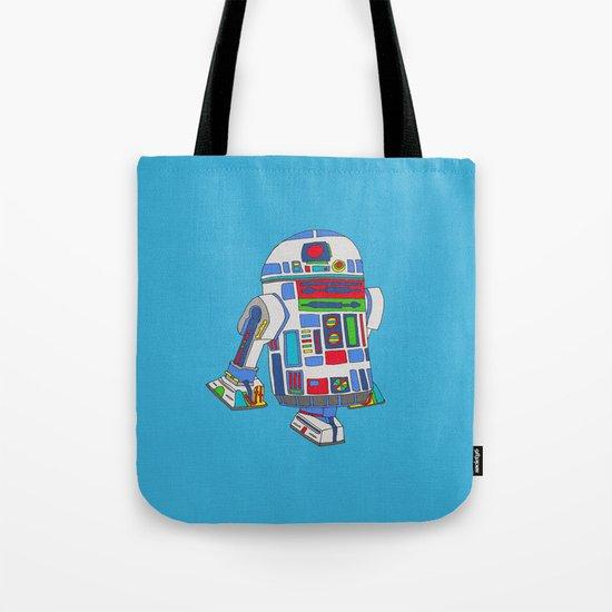 cool boys like epic droids Tote Bag