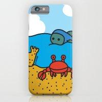 Fish and Crab iPhone 6 Slim Case