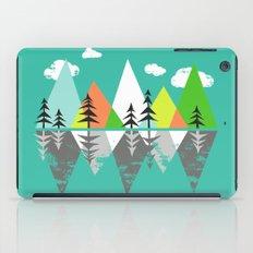 The Crystal Lake iPad Case