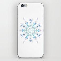 Snowflake iPhone & iPod Skin