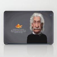 Celebrity Sunday ~ Albert Einstein Genius Fish iPad Case