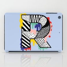 R for ... iPad Case