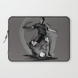 Laptop Sleeve - Playing Football - UniqueD