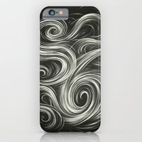 iPhone Cases featuring Smoke6 by Dr. Lukas Brezak