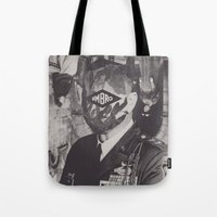 On Soil, On Blood Tote Bag