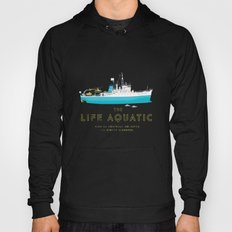 The Life Aquatic with Steve Zissou Hoody
