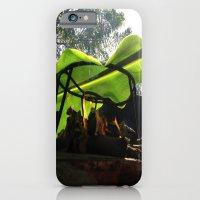 iPhone & iPod Case featuring Bijao para la vida / Bijao for life by David Hernández-Palmar