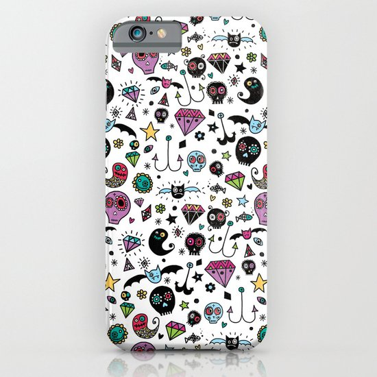 Day of the dead No.2 iPhone & iPod Case