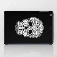 Mexican Skull - Black Ed… iPad Case