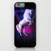 The last laser unicorn iPhone 6 Slim Case