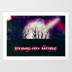 Home No More 020 Art Print