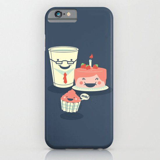 Oh! my sweet little cupcake. iPhone & iPod Case