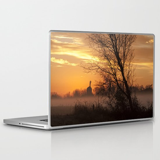 A New Day Dawning Laptop & iPad Skin