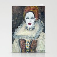 COUNTESS ERZEBET BATHORY Stationery Cards