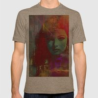The Girl Of Tuesday Even… Mens Fitted Tee Tri-Coffee SMALL