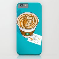 Trumpkin Spice Latte iPhone 6 Slim Case