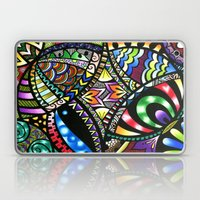 Carnival Of Colour Laptop & iPad Skin