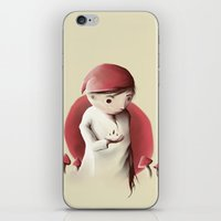 Jimmy And The Sleeping P… iPhone & iPod Skin
