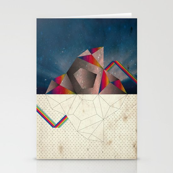 SpaCE_oToLanD Stationery Card