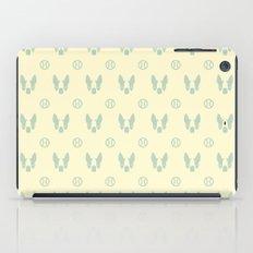 Boston Terrier & ball II. iPad Case
