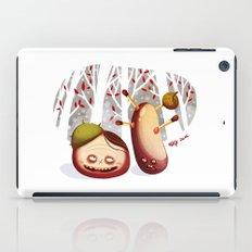 Chestnuts iPad Case