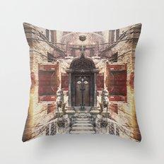 Udnamhtak Throw Pillow