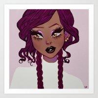 Dionne Art Print